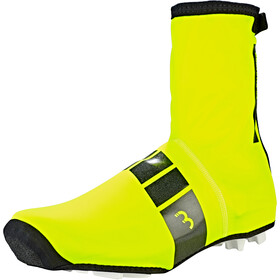 BBB WaterFlex Road BWS-03N Overschoenen Heren, neon yellow